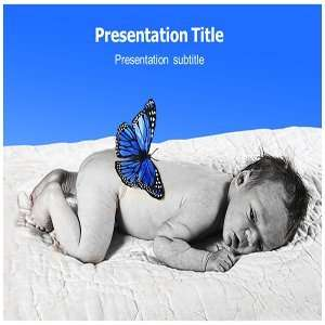 Baby Powerpoint Templates  Baby Powerpoint (ppt) Templates  Baby
