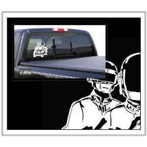 Daft Punk Large Vinyl Decal