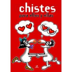 Chistes para ellos y ellas / His and Hers Jokes (Spanish