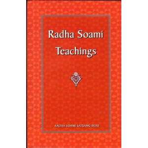 Radha Soami Teachings: Lekh Raj Puri: Books