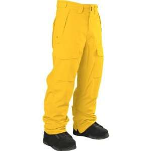 Planet Earth Outpost Pant   Mens Gold Rush Melange, XL