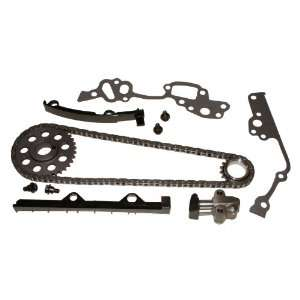 Evergreen TKC2006WPTOP Toyota 22R Timing Chain Kit w/ Timing Cover