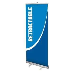 Retractable Banner Stand CALL 1 888 877 5525