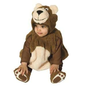 One Step Ahead Baby Teddy Bear Costume with Booties Baby