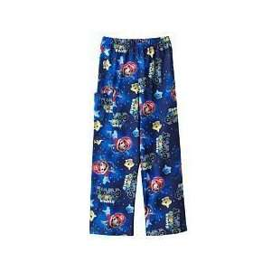 Nintendo Wii Super Mario Galaxy Boys Lounge Pants Sz Small