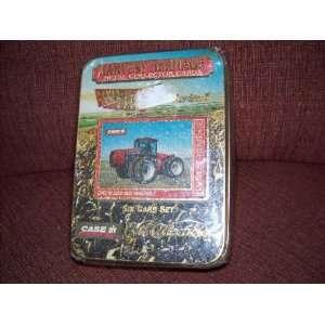 ERTL Case IH 9250 AWD Tractor 6 Card Set Harvest Heritage
