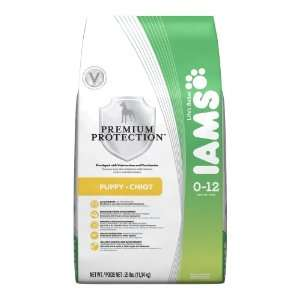 Iams Premium Protection Puppy, 25 Pound: Grocery & Gourmet Food