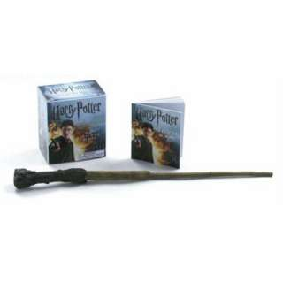 Harry Potter Wizards Wand and Sticker Book (Mega Mini