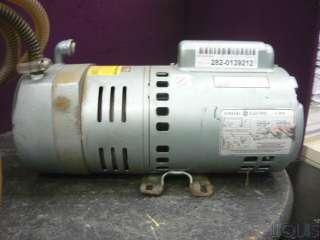 GAST 1023 101Q G272X Compressor Vacuum Pump