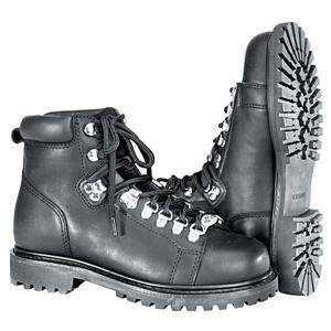 River Road Womens Interstate Boots   7.5/Black Automotive