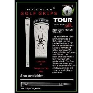 Black Widow Tour Silk Golf Grip *SPRING SALE* $1.59 a piece Includes