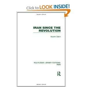 (RLE Iran D) (Volume 11) (9780415610698) Sepehr Zabir Books