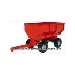 2.75 Inch Case IH Flarebox Wagon   ERTL Collect N Play
