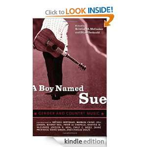 Boy Named Sue: Gender and Country Music (American Made Music