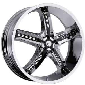 Bel Air 5 5x110 5x115 +32mm Chrome Wheels Rims Inch 22 Automotive