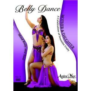 Belly Dance Mother & Daughter Amira Mor Movies & TV