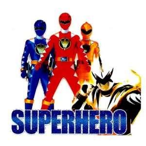 ~ Blue Ranger Red Ranger Yellow Ranger White Ranger
