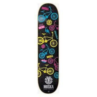 Element Skateboards Muska Rad Deck  7.75 Featherlight Sale