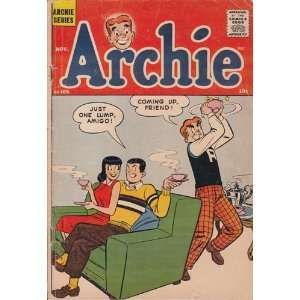 Comics   Archie #105 Comic Book (Nov 1959) Very Good