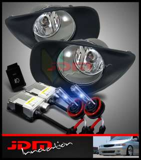 Hatchback JDM Fog Driving Lights Lamp/10000K Blue HID Conversion Kit
