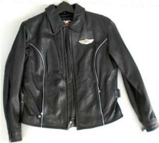 Harley Davidson Leather Jacket 100th Anniversary Large & Medium Both