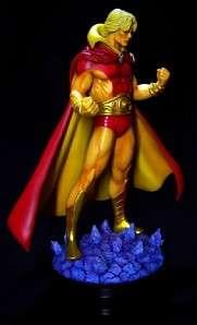 BOWEN ADAM WARLOCK CLASSIC Statue figure marvel Avenmgers iron man