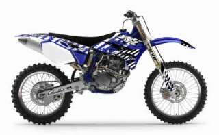 2012 FLU DESIGNS COMPLETE GRAPHICS KIT: YAMAHA YZ 450 F YZ450 F 2003