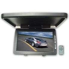 Nitro BMW 15N Grey 15 High Resolution Flip Down Ceiling Car Monitor w