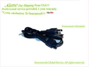 Prong AC Power Cord Cable for COMPAQ Armada 1700 1750