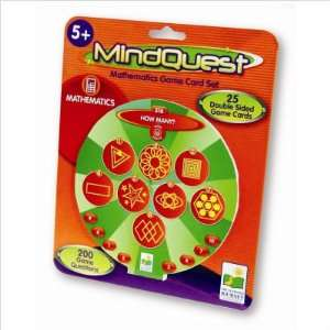 : The Learning Journey MindQuest Mathematics Card Pack: Toys & Games