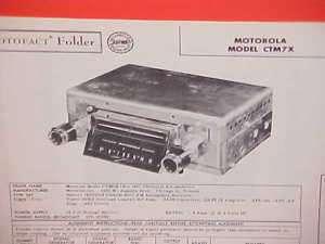 1957 CHEVROLET BELAIR 210 150 RADIO SERVICE MANUAL 5