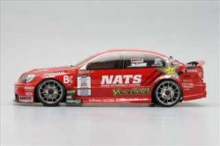 NEW Yokomo 1/10 Scale Drift Car Team BANDOH with NATS ARISTO NIB