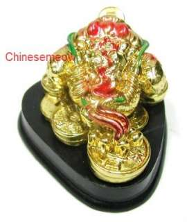 Chinese Feng Shui Three Legged Money Frog #457