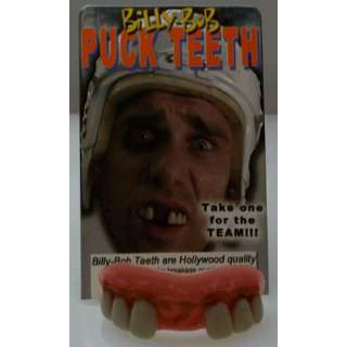 Billy Bob Puck Teeth Toys & Games