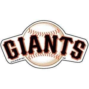 San Francisco Giants MLB Precision Cut Magnet