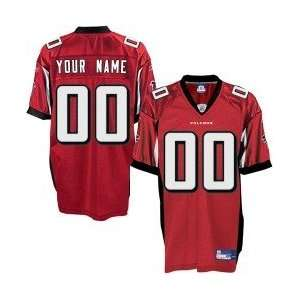 Reebok NFL Equipment Atlanta Falcons Red Alternate