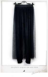 New style Black fashion punk Leggings tight pants
