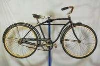1962 Schwinn Typhoon Juvenile Boys Muscle Bike Bicycle Black 24 Wheel