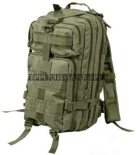 Military Style Level III Medium Transport MOLLE Assault Pack Bag