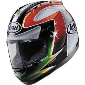 Arai Corsair V Graphic Aoyama Corsa Full Face Motorcycle Helmet Large