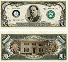 William H Taft 27th president US Big Bill Taft Token