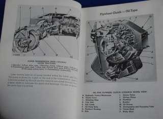 Reference Book Cat Caterpillar D8 Tractor Repair Manual 1H 8R 2U 13A