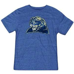 Pittsburgh Panthers adidas Originals Heathered Blue Vault Logo