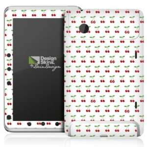 Design Skins for HTC Flyer   Cherry Design Folie