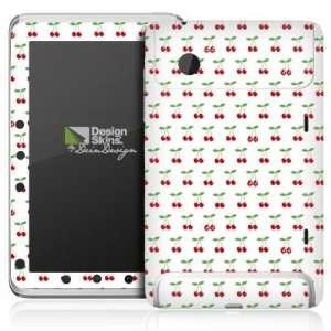 Design Skins for HTC Flyer   Cherry Design Folie