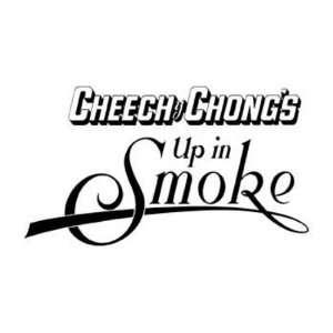 Cheech & Chong   Up In Smoke Cutout Decal   Sticker
