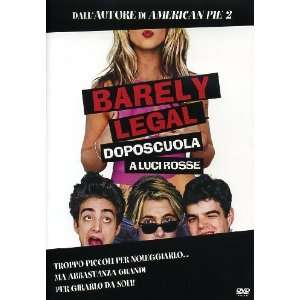 barely legal   doposcuola a luci rosse / After School