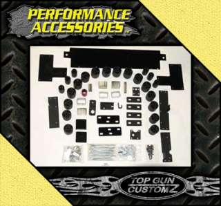 04 05 Ford F150 2WD/4x4 Body Lift Kit