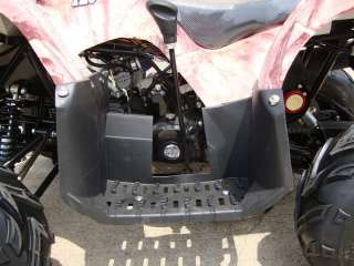 Camo Quad Utility 110cc ATV Full Automatic w/ Reverse Free Shipping
