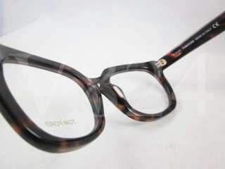 TOM FORD Eyeglasses TF 5225 Shiny Dark Havana TF5225 56J 53MM